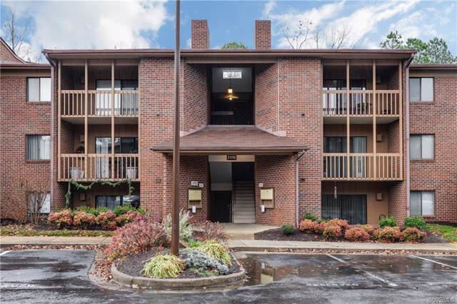 2112 Turtle Creek Drive #6, Henrico, VA 23233 (MLS #1938581) :: EXIT First Realty