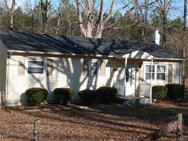 2940 Old Memorial Drive, Sandston, VA 23150 (MLS #1938688) :: EXIT First Realty
