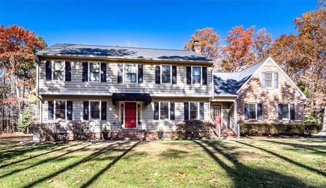 7186 Rotherham Drive, Mechanicsville, VA 23116 (MLS #1938742) :: Small & Associates