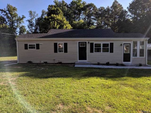 19501 Woodpecker Road, South Chesterfield, VA 23803 (MLS #1938752) :: EXIT First Realty
