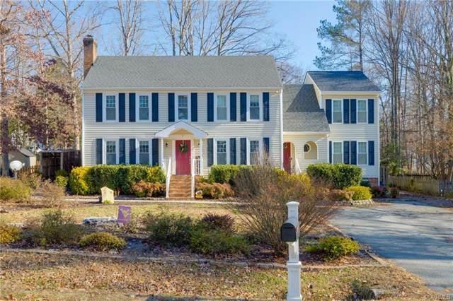 543 Glenmeadow Road, Chesterfield, VA 23114 (MLS #1938793) :: Small & Associates