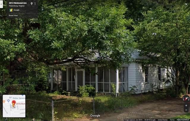 2016 Richmond Avenue, Petersburg, VA 23803 (MLS #1938805) :: EXIT First Realty