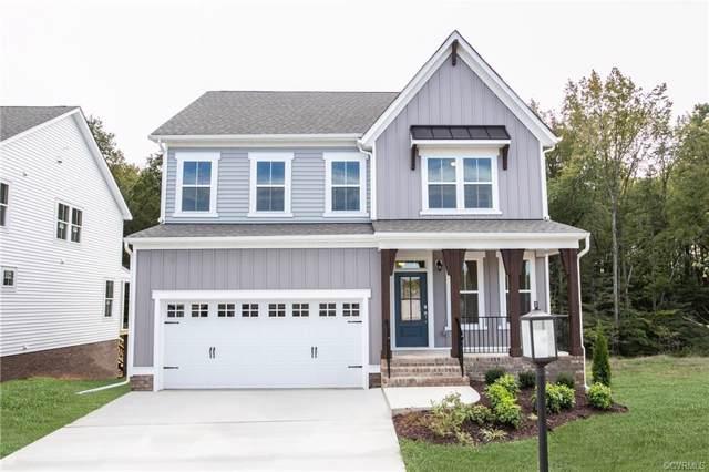8023 Blythe Terrace, Mechanicsville, VA 23116 (MLS #1938865) :: EXIT First Realty