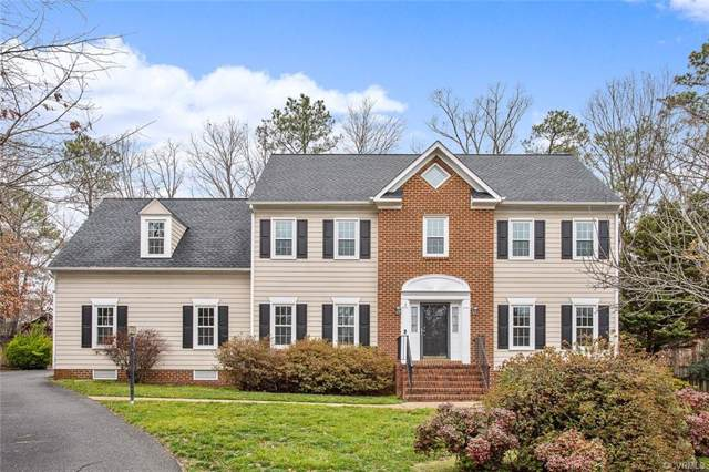 11200 Fanwood Court, Henrico, VA 23233 (MLS #1938960) :: Small & Associates