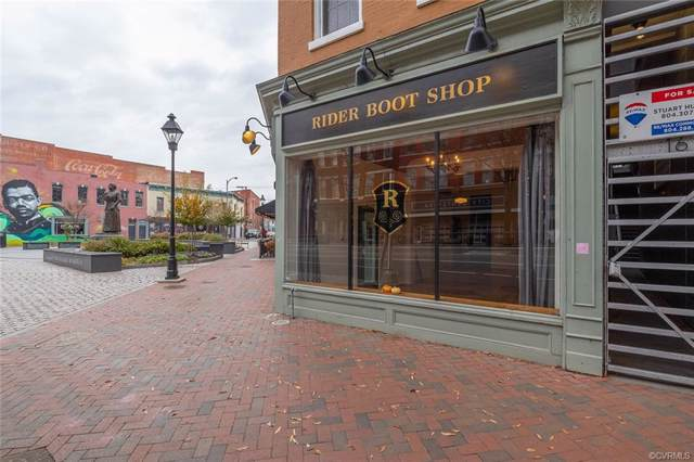 18 W Broad Street, Richmond, VA 23220 (MLS #1938994) :: Small & Associates