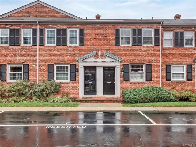 407 N Hamilton Street F, Richmond, VA 23221 (MLS #1939027) :: Small & Associates