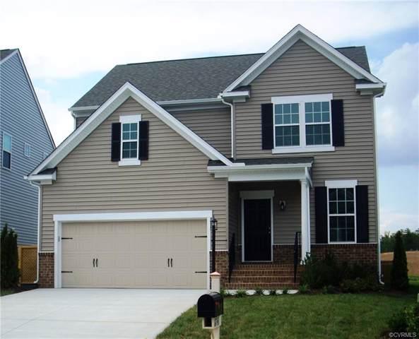 9268 Crowell Street, Mechanicsville, VA 23116 (MLS #1939079) :: EXIT First Realty