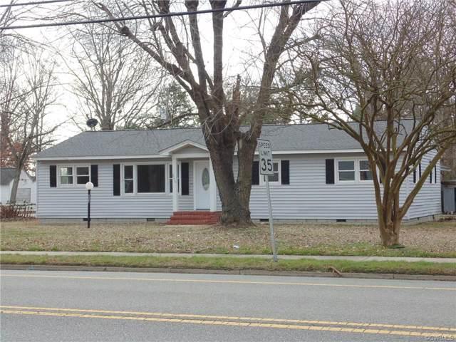 2770 Berkley Street, West Point, VA 23181 (MLS #1939160) :: Small & Associates