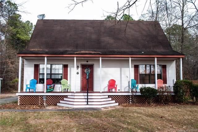 3449 Hickory Fork Road, Gloucester, VA 23061 (#1939214) :: Abbitt Realty Co.