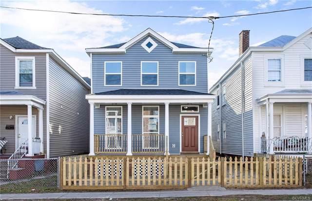 207 Minor Street, Richmond, VA 23222 (MLS #1939302) :: EXIT First Realty