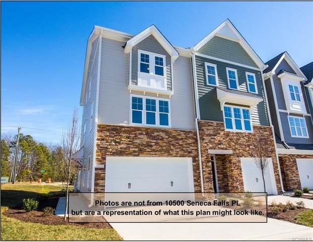 10500 Seneca Falls Place M-1, Glen Allen, VA 23059 (MLS #1939449) :: The Redux Group