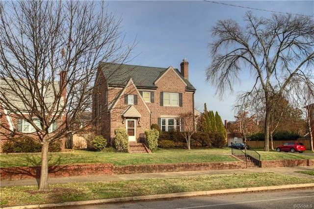4500 Monument Avenue, Richmond, VA 23230 (MLS #1939510) :: Small & Associates
