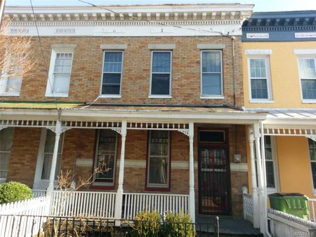615 St James Street, Richmond, VA 23220 (MLS #1939535) :: Small & Associates