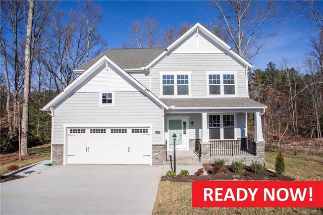 10137 Merrittcroft Court, Mechanicsville, VA 23116 (MLS #1939571) :: The Redux Group