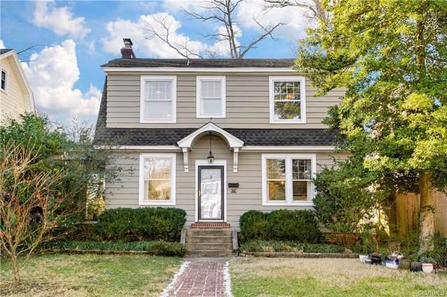 4820 W Seminary Avenue, Richmond, VA 23227 (MLS #2000219) :: Small & Associates