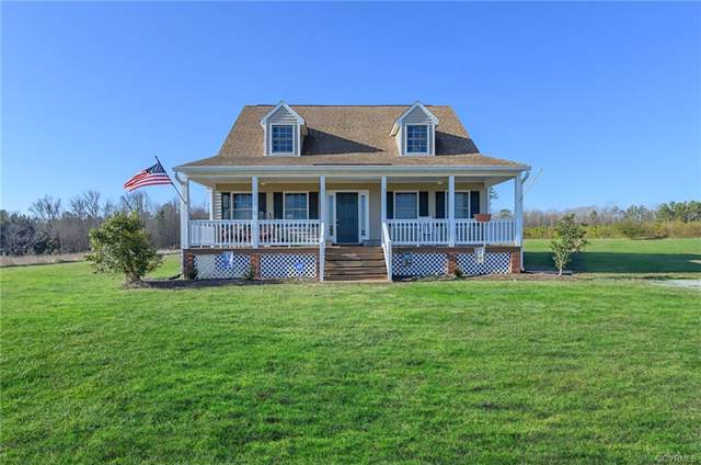 13411 Little Patrick Road, Amelia Courthouse, VA 23002 (MLS #2000404) :: The Redux Group