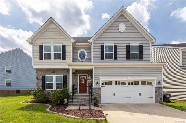7422 Smoothbore Lane, Mechanicsville, VA 23116 (MLS #2000423) :: EXIT First Realty
