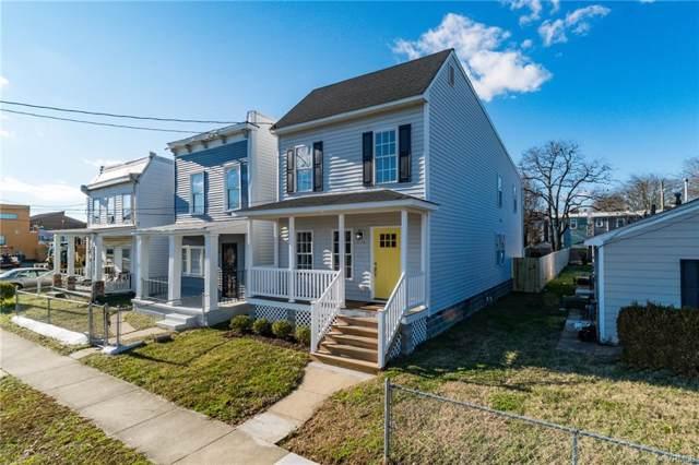 1314 N 29th Street, Richmond, VA 23223 (MLS #2000437) :: Small & Associates