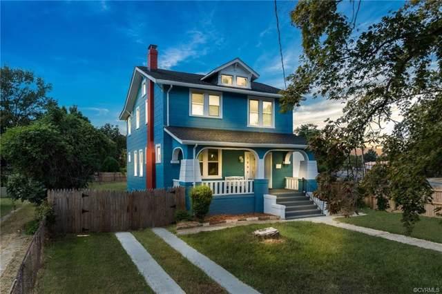 3808 Montrose Avenue, Richmond, VA 23222 (MLS #2000530) :: Small & Associates