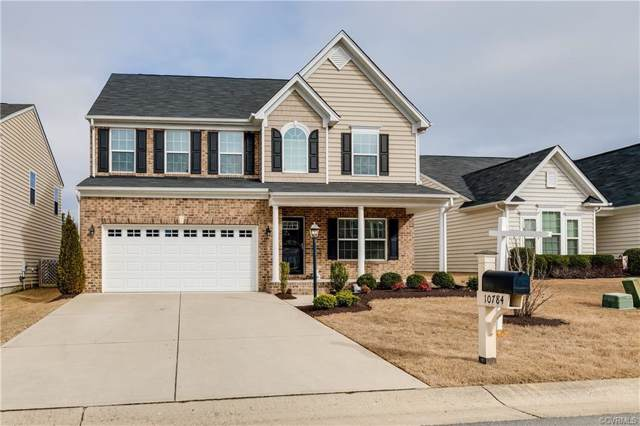10784 White Dogwood Drive, Providence Forge, VA 23140 (MLS #2000574) :: EXIT First Realty