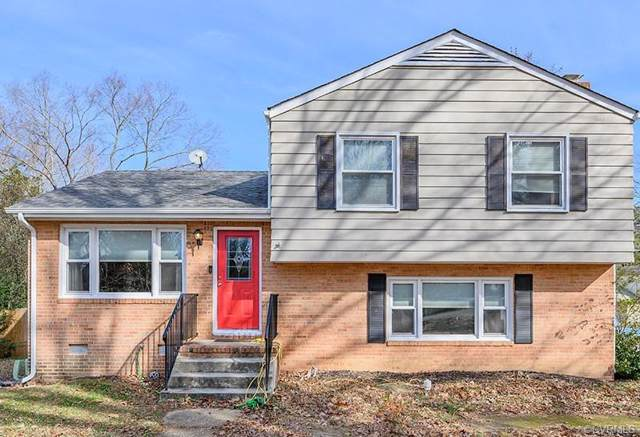 9500 Fordson Road, Henrico, VA 23229 (MLS #2000587) :: EXIT First Realty