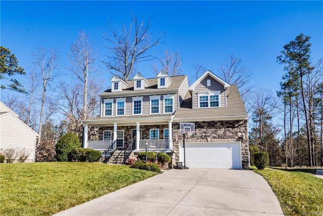 7025 Swanhaven Drive, Chesterfield, VA 23234 (MLS #2000680) :: The Redux Group