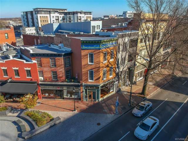 18 W Broad Street, Richmond, VA 23220 (MLS #2000684) :: Small & Associates
