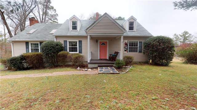1001 Ruthers Road, North Chesterfield, VA 23235 (MLS #2000822) :: EXIT First Realty