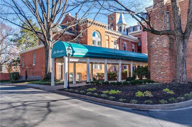 1461 Floyd Avenue #308, Richmond, VA 23220 (MLS #2000915) :: Small & Associates