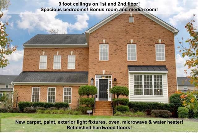 4932 Riverplace Court, Glen Allen, VA 23059 (MLS #2000936) :: EXIT First Realty