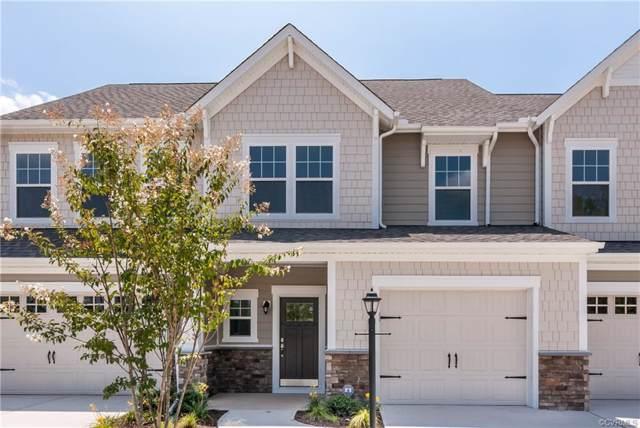 9819 Honeybee Drive, Mechanicsville, VA 23116 (MLS #2000944) :: EXIT First Realty
