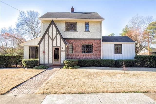 1652 Mount Vernon Street, Petersburg, VA 23805 (MLS #2000960) :: The Redux Group