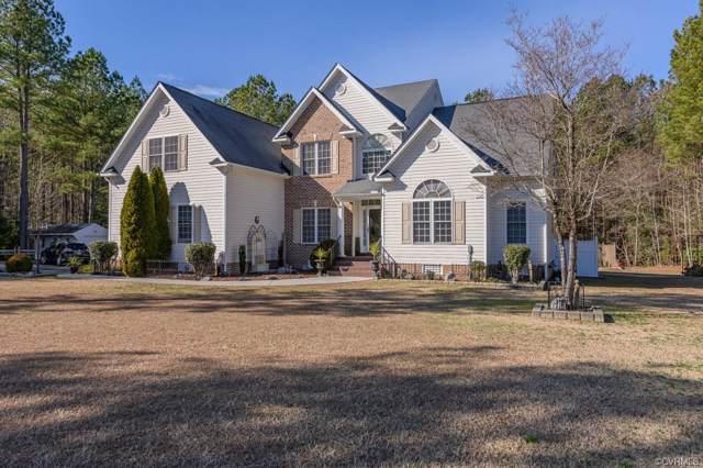 14950 Pleasant Grove Drive, Disputanta, VA 23842 (MLS #2001014) :: Small & Associates