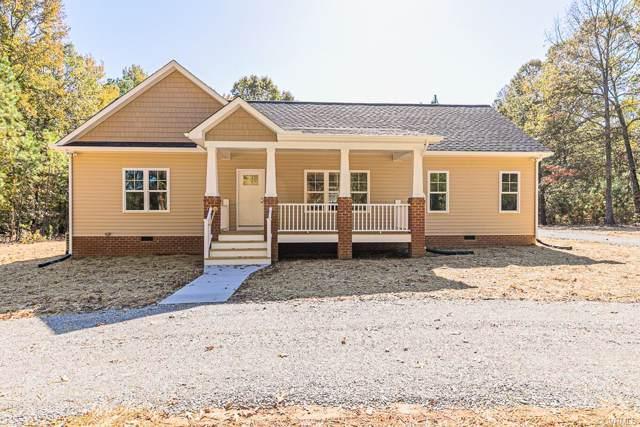 15034 Blunts Bridge Road, Doswell, VA 23047 (MLS #2001048) :: Small & Associates
