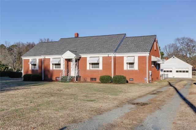 2103 Hayes Road, Hayes, VA 23072 (MLS #2001063) :: Small & Associates