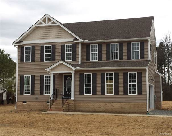 7905 Glendale Woods Crossing, Henrico, VA 23231 (MLS #2001209) :: Small & Associates