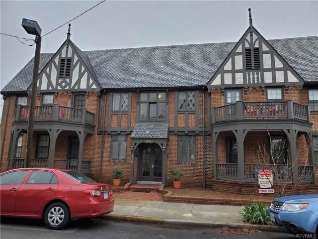 210 N Stafford Avenue #1, Richmond, VA 23220 (MLS #2001239) :: Small & Associates