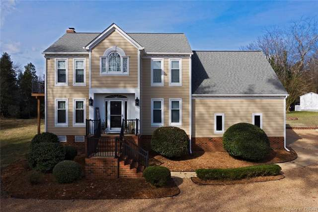 1872 Hill Road, Hayes, VA 23072 (#2001262) :: Abbitt Realty Co.