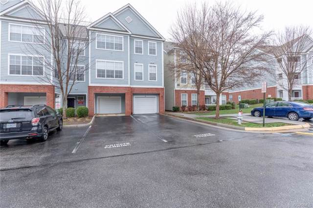 724 Bristol Village Drive #307, Midlothian, VA 23114 (MLS #2001332) :: Small & Associates