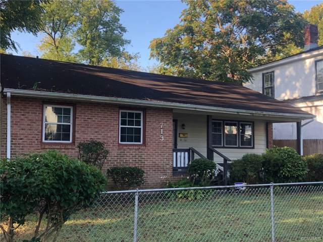 713 Northside Avenue, Richmond, VA 23222 (MLS #2001365) :: Small & Associates