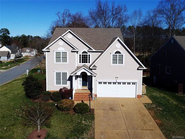 9101 Mission Hills Lane, Chesterfield, VA 23832 (MLS #2001368) :: The Redux Group