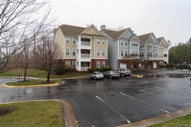 604 Bristol Village Drive #101, Midlothian, VA 23114 (MLS #2001384) :: EXIT First Realty