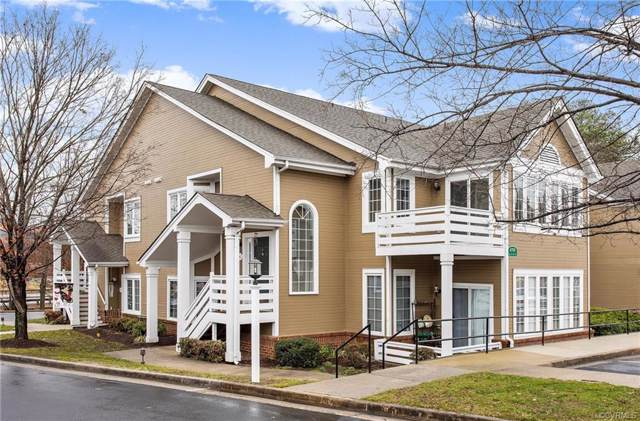 4701 Four Seasons Terrace G, Henrico, VA 23060 (MLS #2001451) :: EXIT First Realty