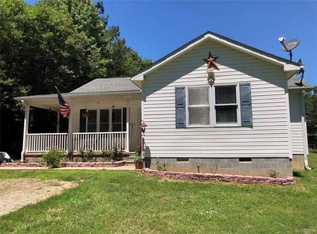 1545 Lone Oak Road, Chase City, VA 23924 (MLS #2001455) :: The Redux Group