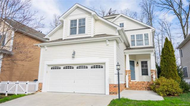 921 Gorham Court, Chesterfield, VA 23114 (MLS #2001461) :: EXIT First Realty