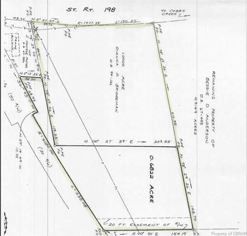 1.68 ac Buckley Hall, Mathews, VA 23109 (#2001473) :: Abbitt Realty Co.