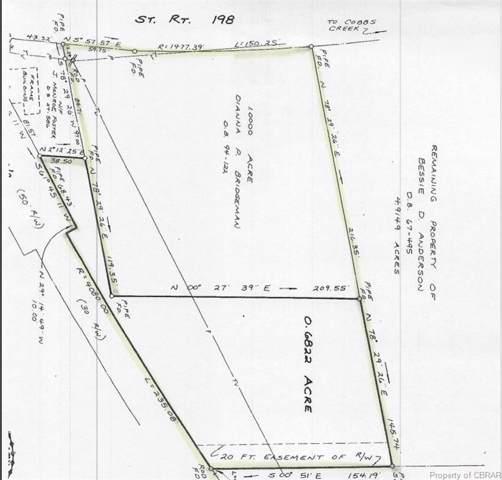 1.68 ac Buckley Hall, Mathews, VA 23109 (#2001473) :: Abbitt Realty Co.