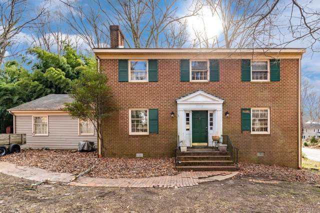 7715 Stonetree Drive, North Chesterfield, VA 23235 (MLS #2001488) :: The Redux Group