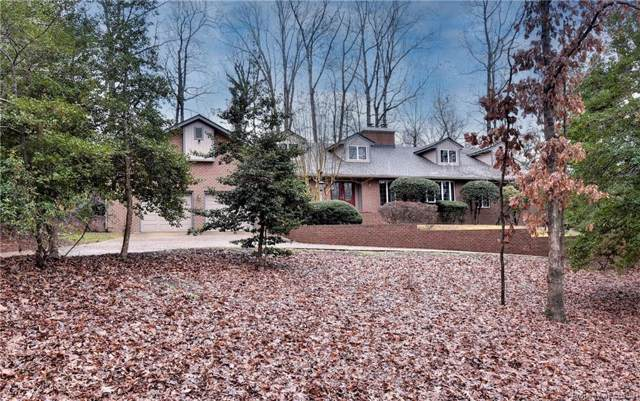 115 Holcomb Drive, Williamsburg, VA 23185 (MLS #2001490) :: EXIT First Realty