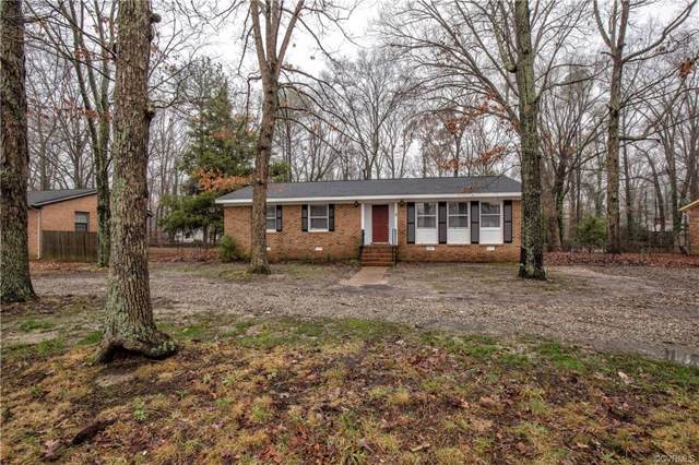 10233 W Huguenot Road, North Chesterfield, VA 23235 (MLS #2001497) :: EXIT First Realty